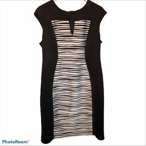 Connected appeal, body con dress